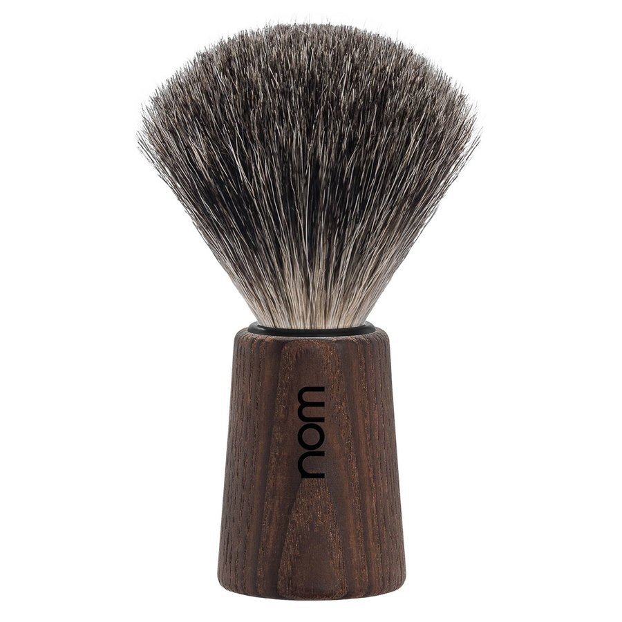 Nom Theo Shaving Brush Pure Badger