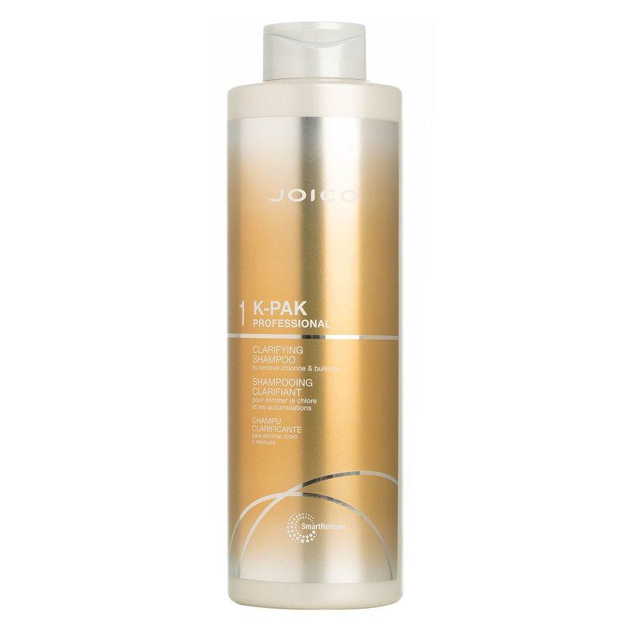 Joico K-Pak Clarifying Shampoo To Remove Chlorine & Buildup 1000 ml