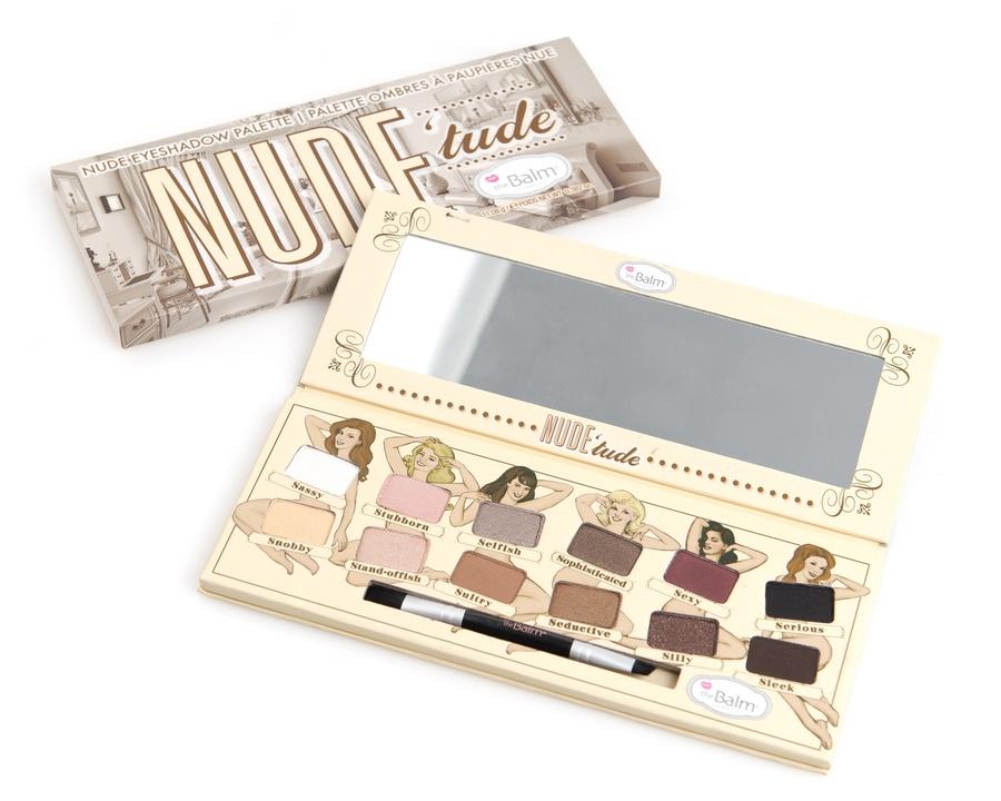 theBalm Nude'Tude Nude Eyeshadow Palette 11,08 g