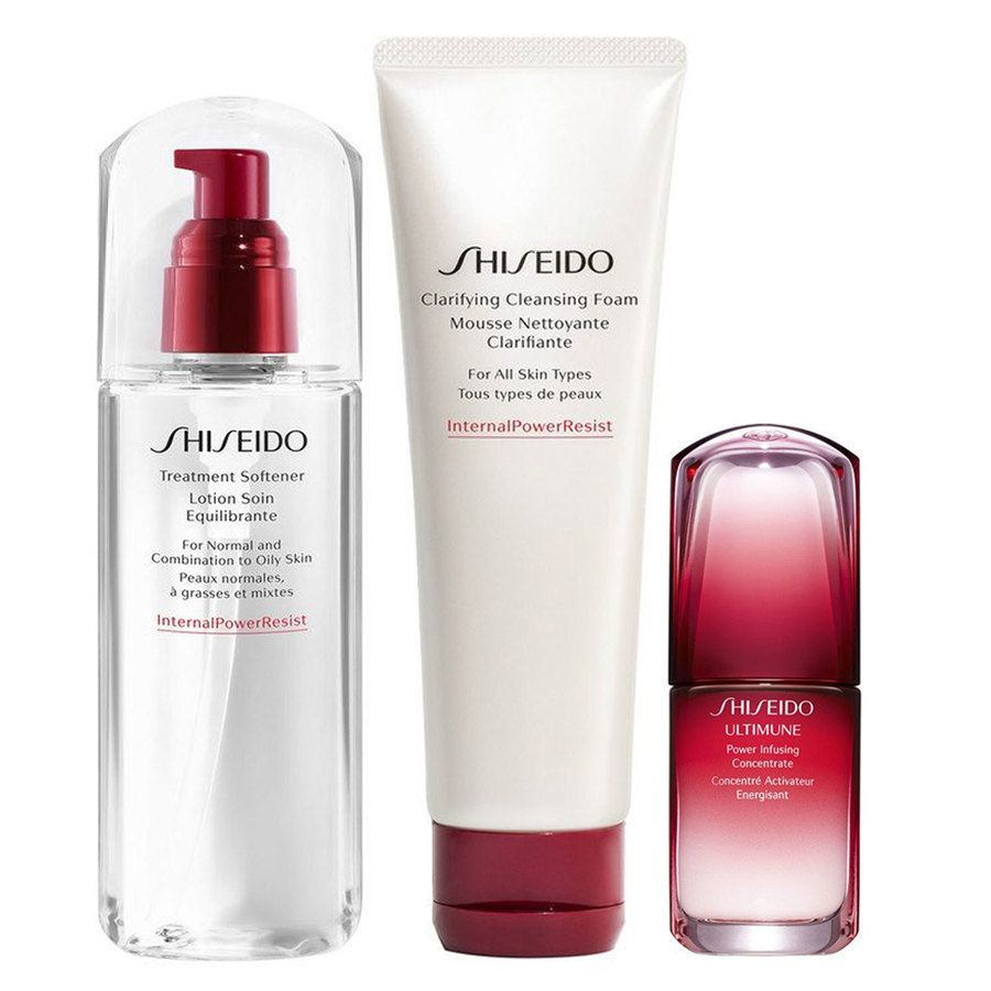 Pakettidiili Shiseido