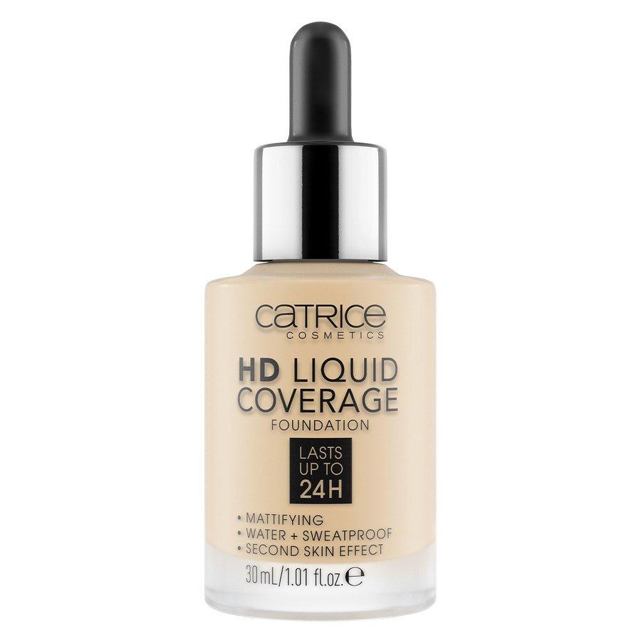 Catrice HD Liquid Coverage Foundation 30 ml – Ivory Beige 005