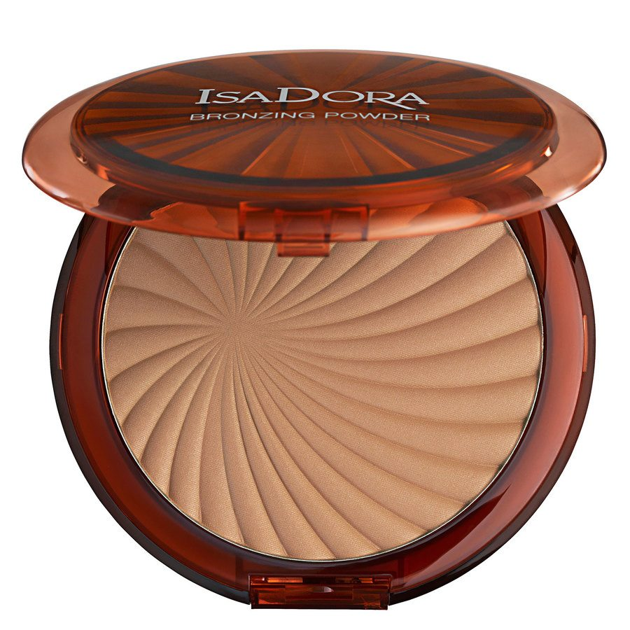 IsaDora Bronzing Powder 80 mm 20 g - #03 Golden Tan