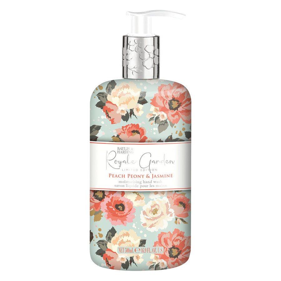 Baylis & Harding Royale Garden Peach Peony & Jasmine Hand Wash 500 ml