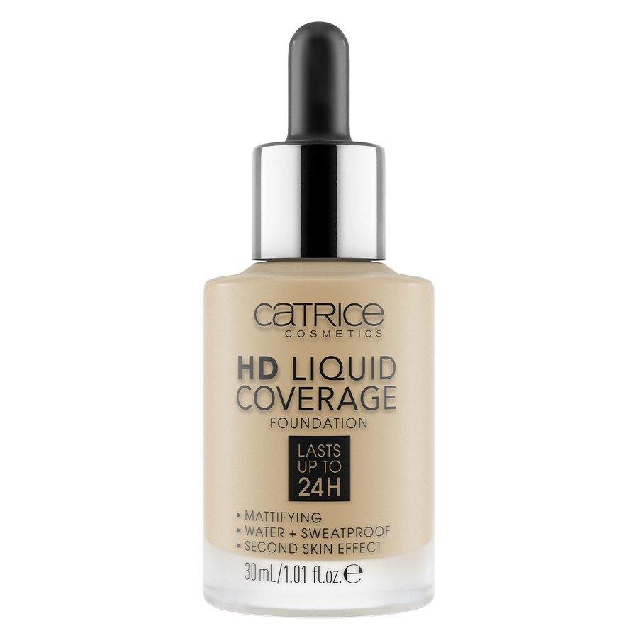Catrice HD Liquid Coverage Foundation 30 ml – Nude Beige 032