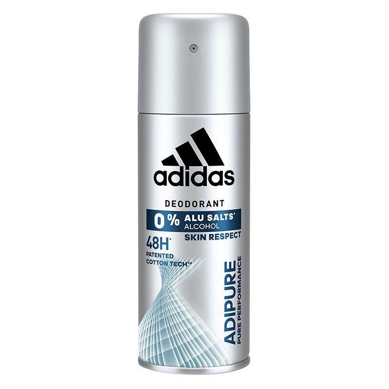 Adidas Adipure Deodorant Spray 150 ml