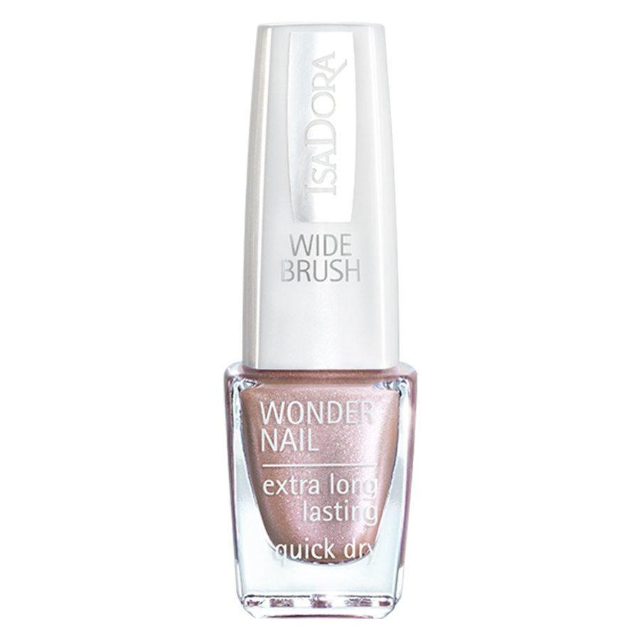 IsaDora Wonder Nail Wide Brush 6 ml - 426 Sparkling Rose