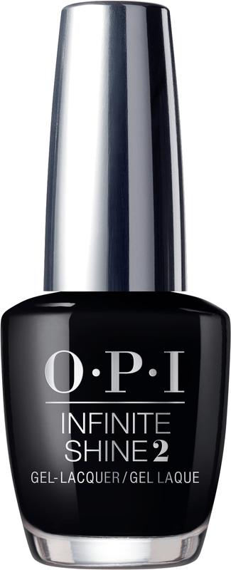 OPI Infinite Shine Black Onyx 15ml