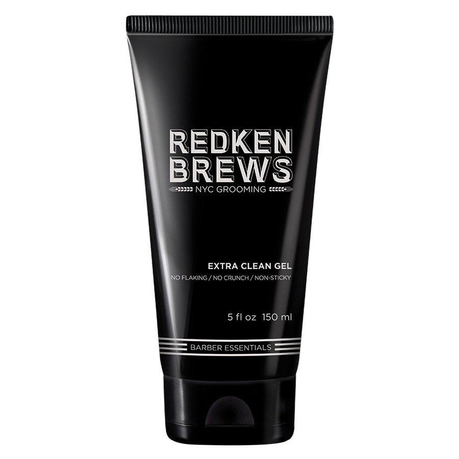 Redken Brews Extra Clean Gel 150 ml