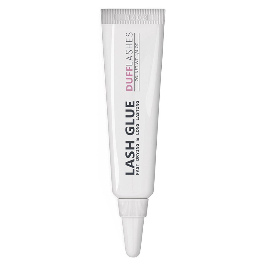 DUFF Lashes Glue Waterproof Long Lasting 7 g - White