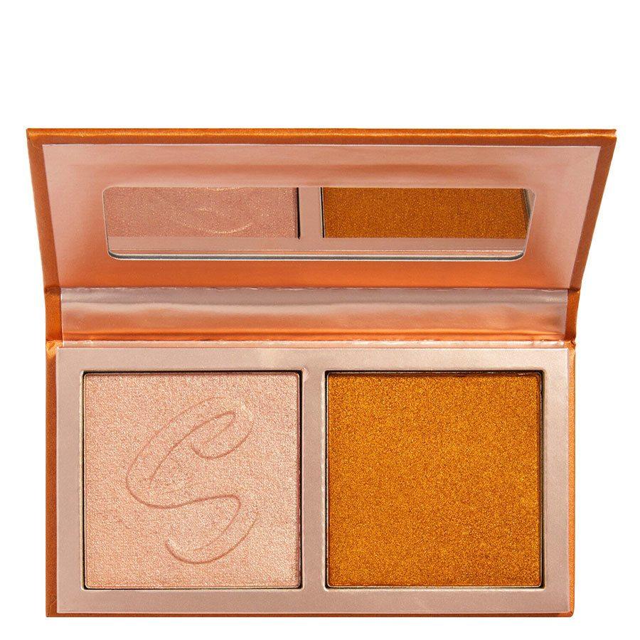 Makeup Revolution X Soph Face Palette Duo – Honey Glaze