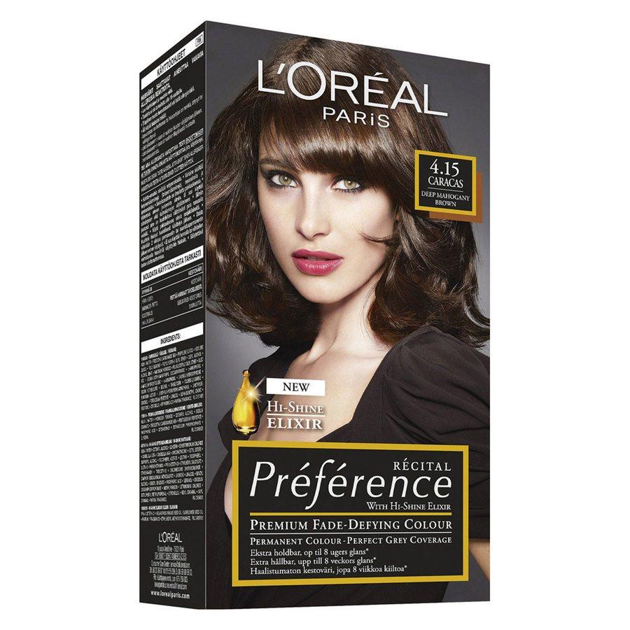 L'Oréal Paris Préférence Core Récital - 4.15