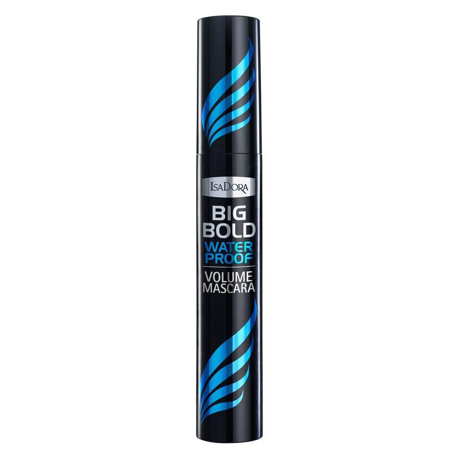 IsaDora Big Bold Waterproof Volume Mascara 16 ml – 12 Black