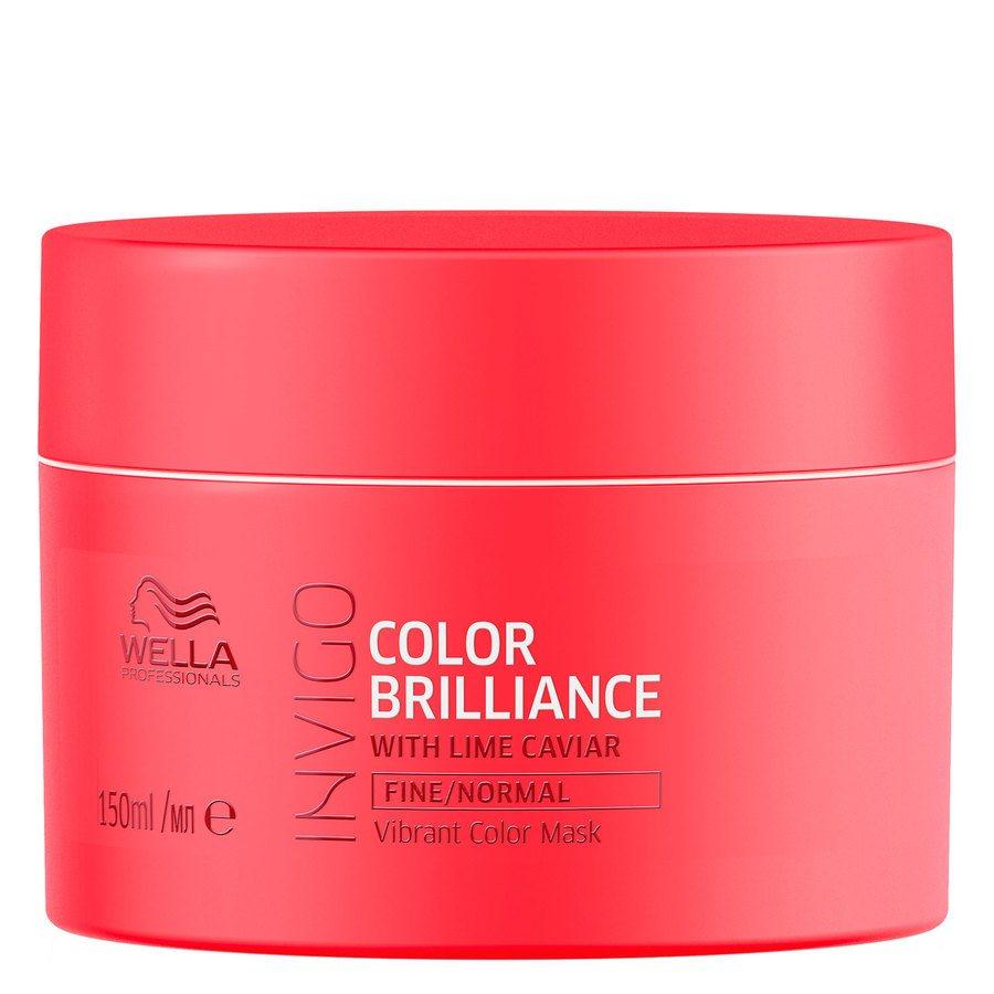 Wella Professionals Invigo Color Brilliance Mask Fine Hair 150 ml