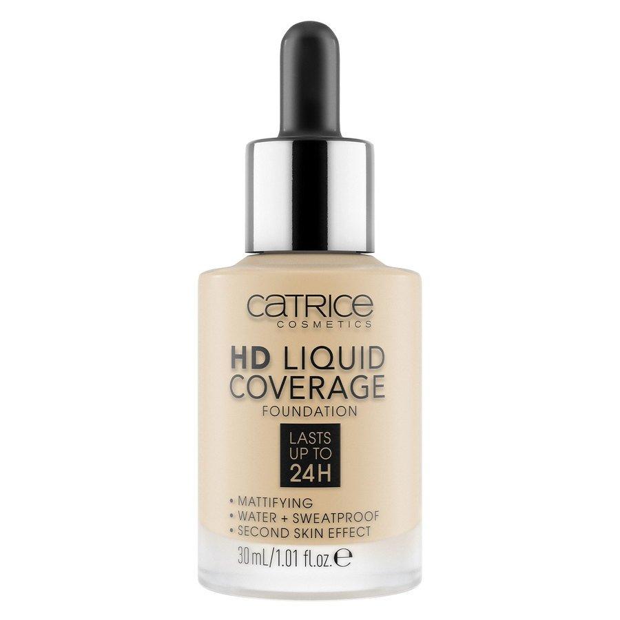 Catrice HD Liquid Coverage Foundation 30 ml – Fair Beige 008