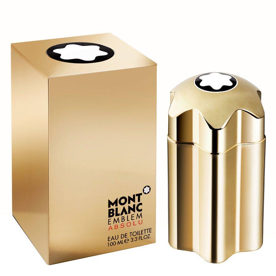 Mont Blanc Emblem Absolu Him Eau De Toilette 100 ml