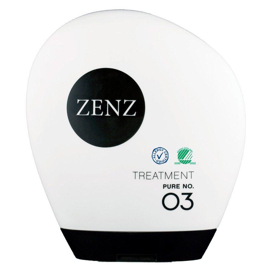 Zenz Organic Treatment Pure No.03 250 ml