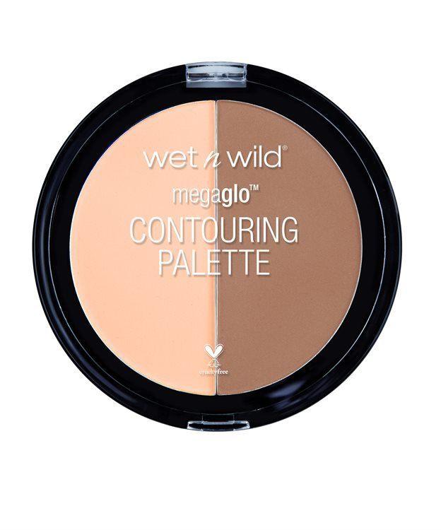 Wet n Wild MegaGlo Contouring Palette Dulce De Leche E7491 12g