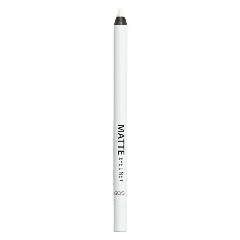 GOSH Matte Eye Liner 1,2 g ─ 001 Dover White