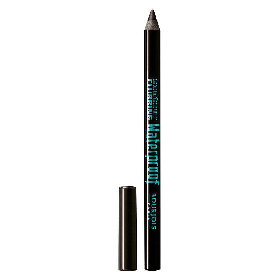 Bourjois Contour Clubbing Waterproof Pencil & Liner 1,2 g ─ 41 Black Party