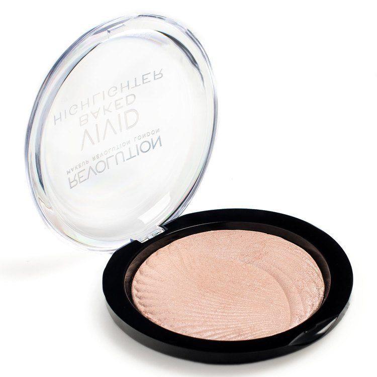 Makeup Revolution Vivid Baked Highlighter 7,5g – Peach Lights