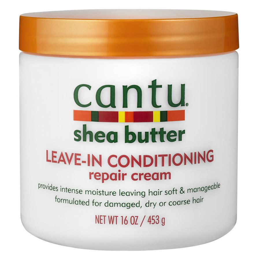 Cantu Shea Butter Leave-In Conditioning Repair Cream 453 g