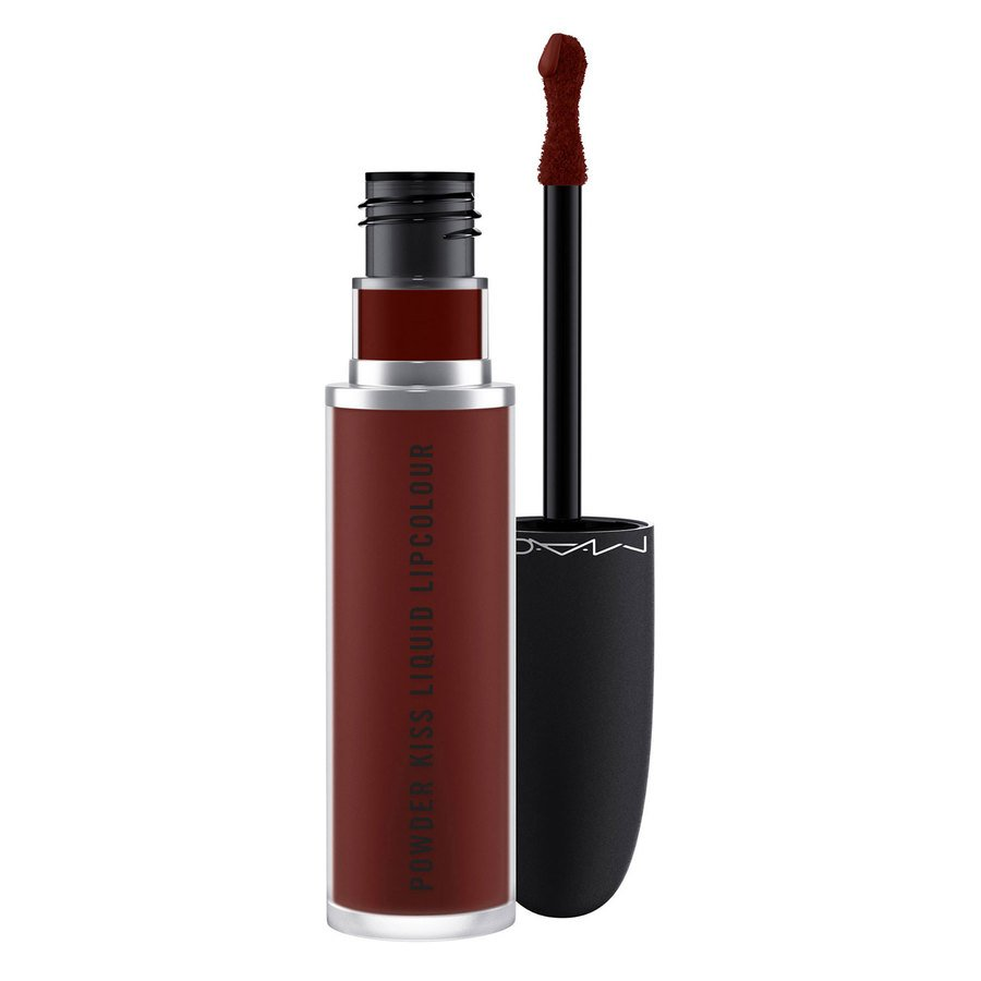 MAC Cosmetics Powder Kiss Liquid Lipcolour – Pretty Pleats! 5 ml