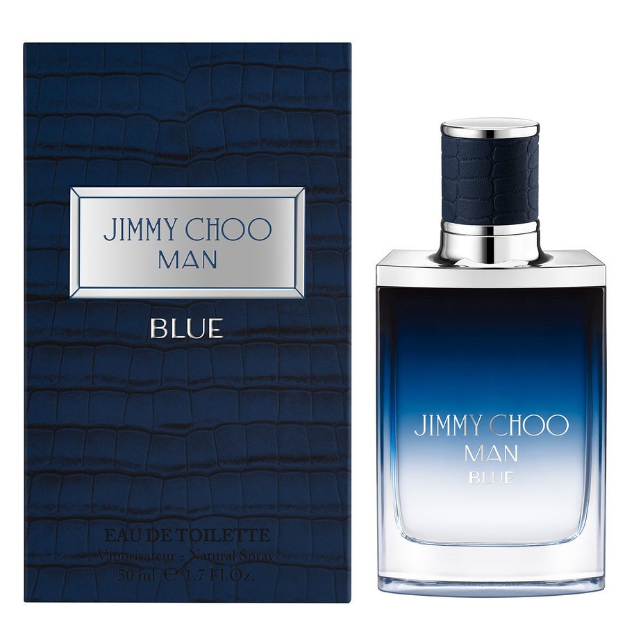 Jimmy Choo Man Blue Eau De Toilette 50 ml