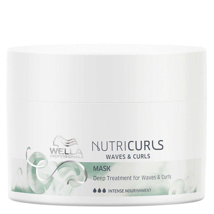 Wella Professionals Nutricurls Deep Treatment For Waves & Curls 150 ml