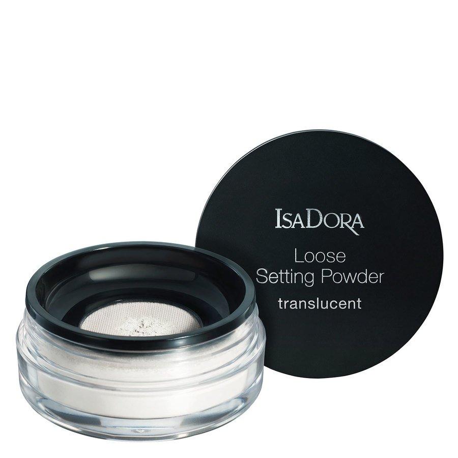 IsaDora Loose Setting Powder 15 g ─ #00 Translucent