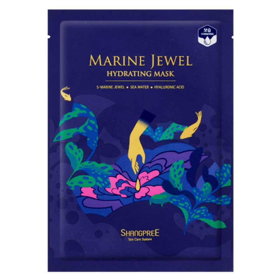 Shangpree Marine Jewel Hydrating Mask 30 ml