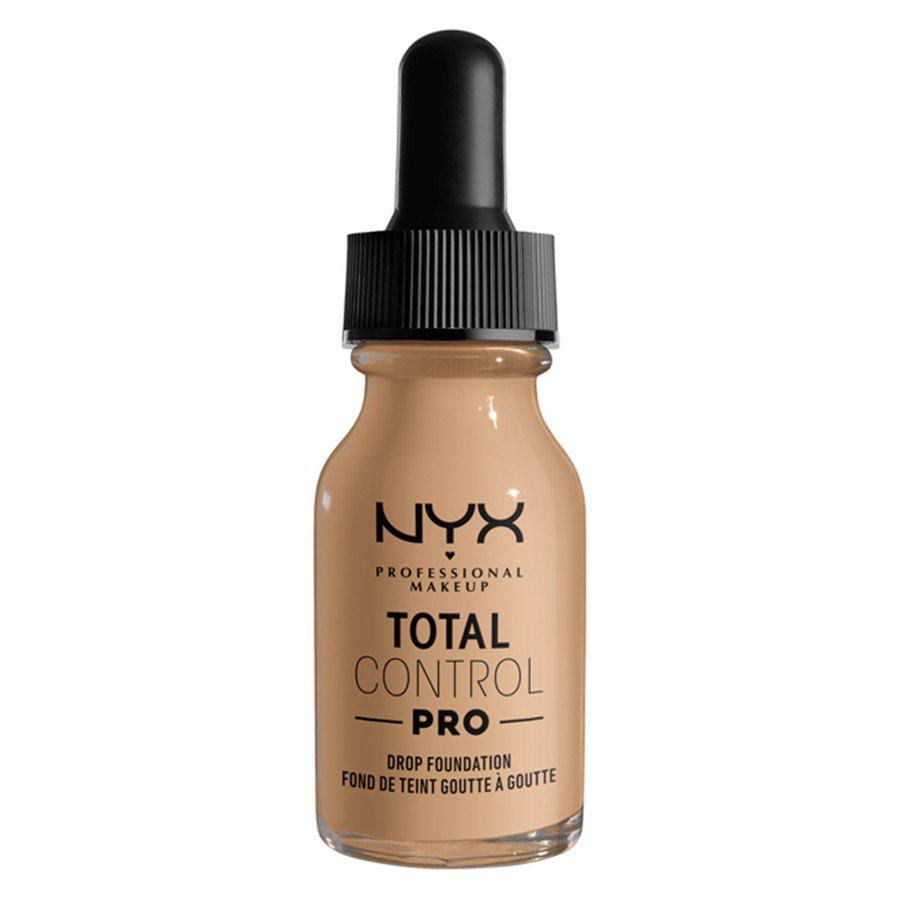NYX Professional Makeup Total Control Pro Drop Foundation 13 ml ─ Buff