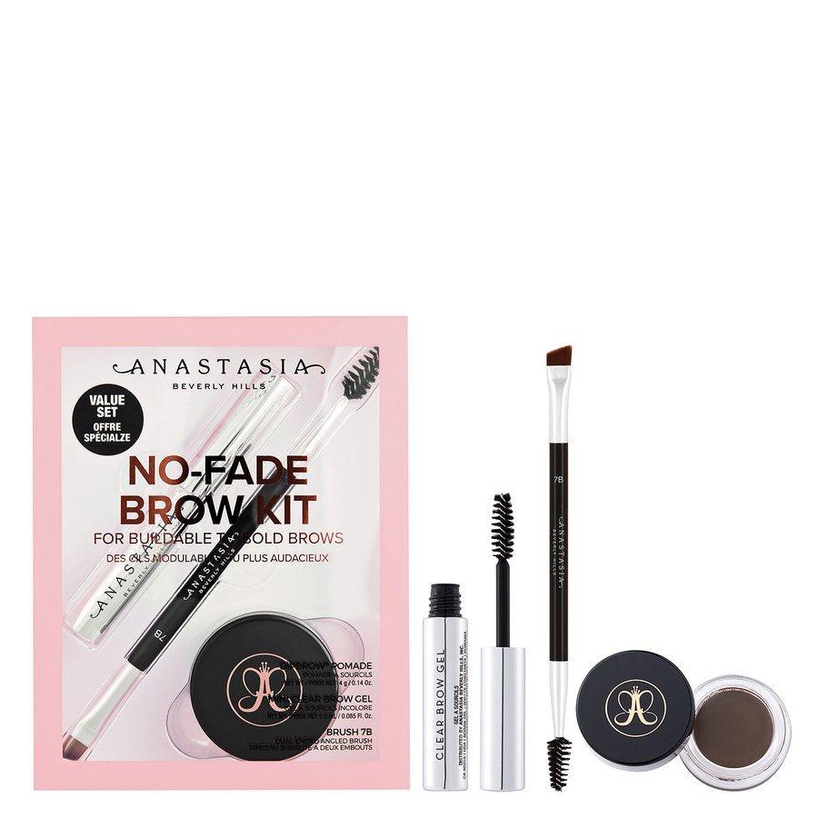 Anastasia Beverly Hills No-Fade Brow Kit – Dark Brown