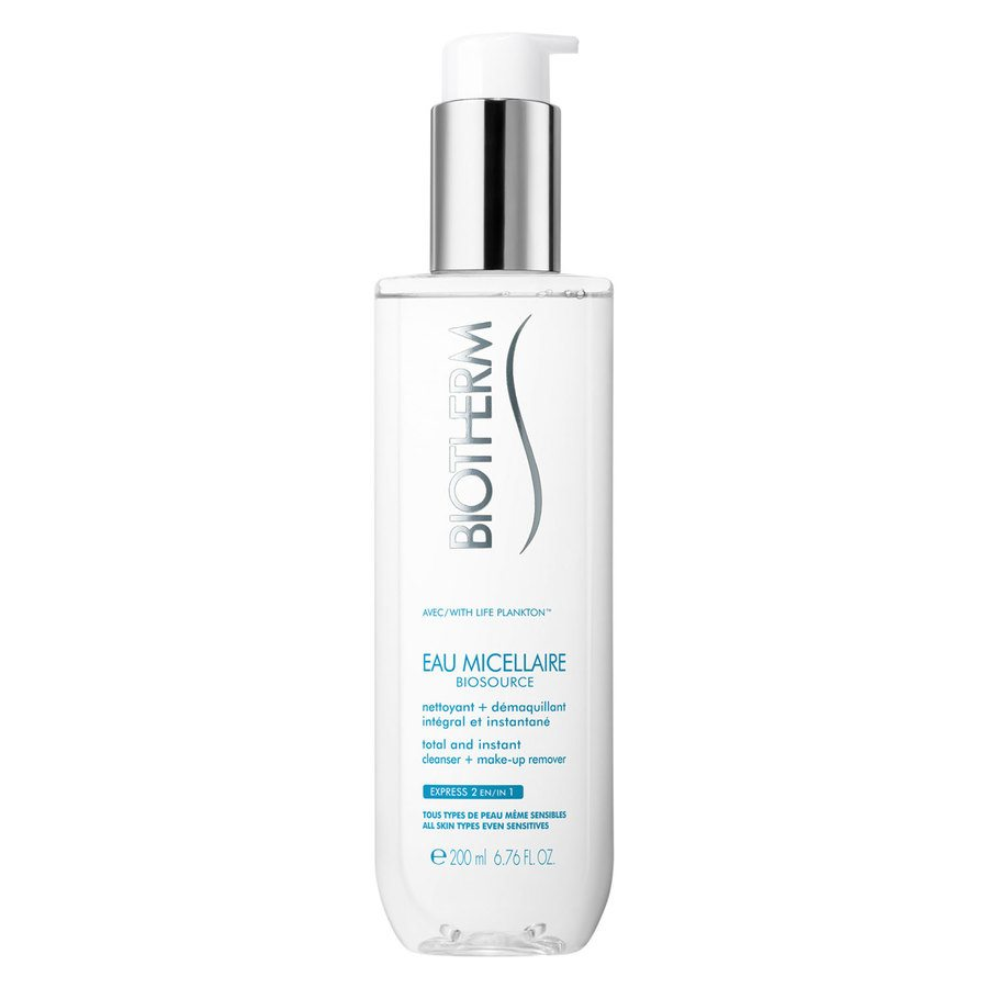 Biotherm Biosource Eau Micellaire Water 2-In-1 200ml