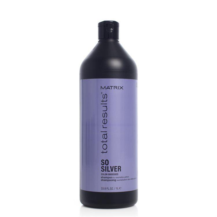 Matrix Total Results Color Care So Silver Shampoo 1 000 ml