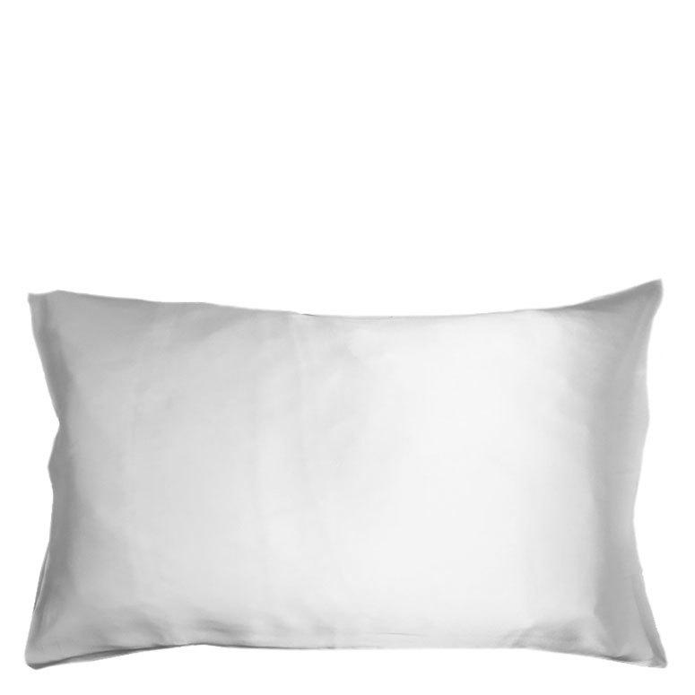 Soft Cloud Mulberry Silk Pillowcase 50 x 60 cm – White