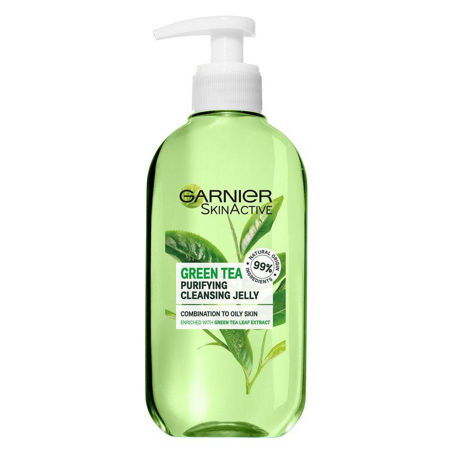 Garnier Naturals Botanical Green Tea Cleansing Gel Wash 200 ml