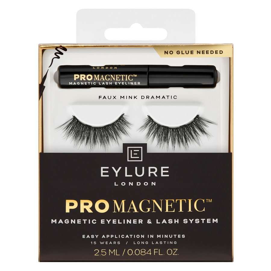 Eylure ProMagnetic Magnetic Liner & Lash System – Faux Mink Dramatic