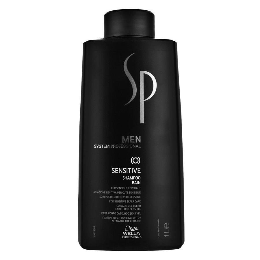 Wella SP Men Sensitive Shampoo 1 000 ml