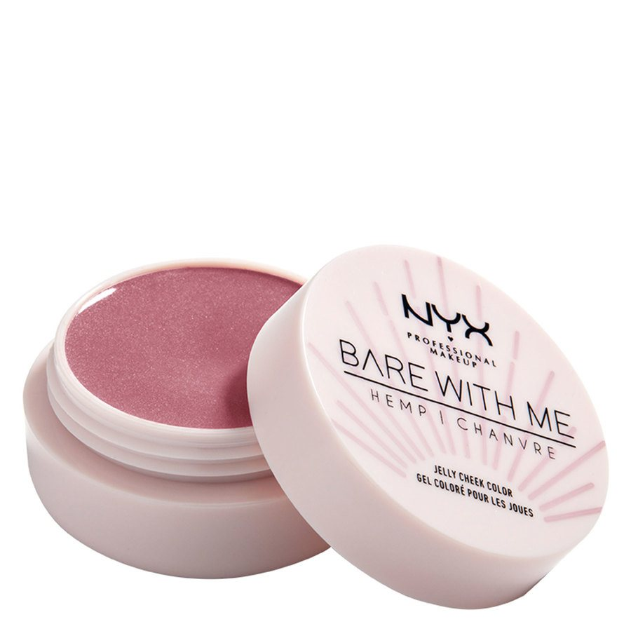 NYX Professional Makeup Bare With Me Hemp Jelly Cheek Color #01 9,27 ml