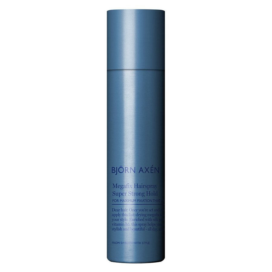 Björn Axén Megafix Hairspray 80 ml ─ Super Strong Hold