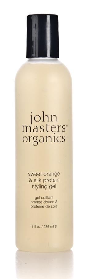 John Masters Organics Sweet Orange & Silk Protein Styling Gel 236 ml