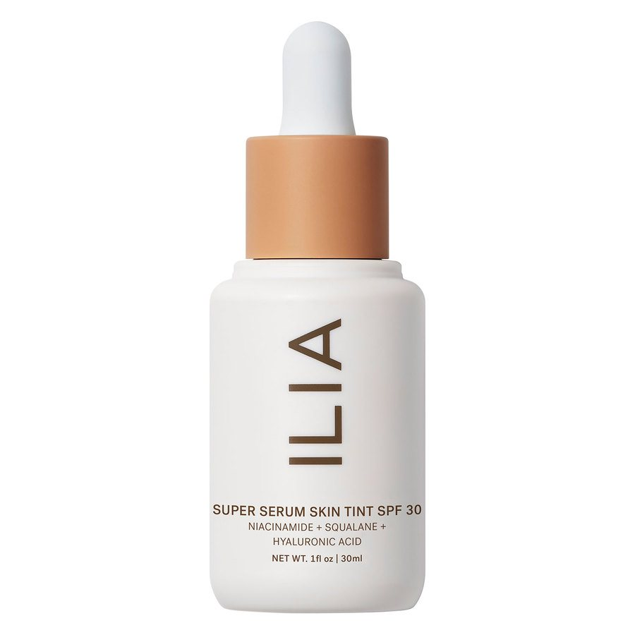 Ilia Super Serum Skin Tint Broad Spectrum SPF 30 30 ml – Porto Ferro (Medium with golden undertones)