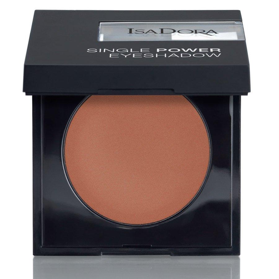 IsaDora Single Power Eyeshadow 2,2 g ─ 03 Brick Wall