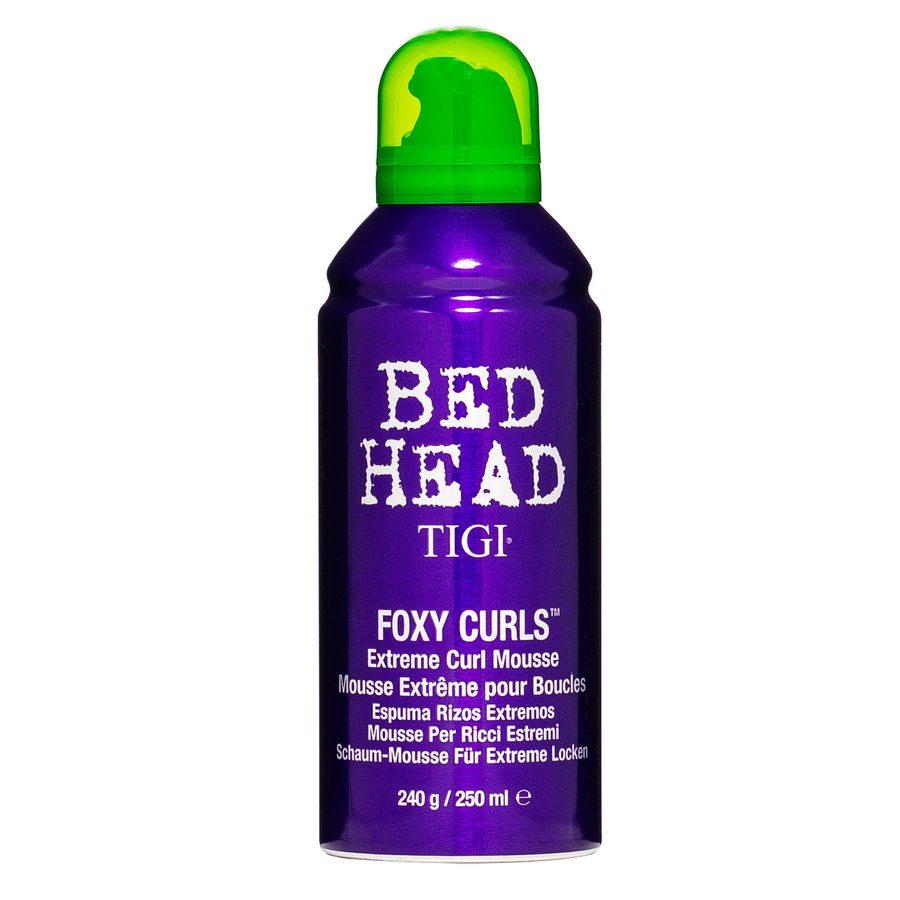 TIGI Bedhead Foxy Curls Extreme Curl Mousse 250 ml