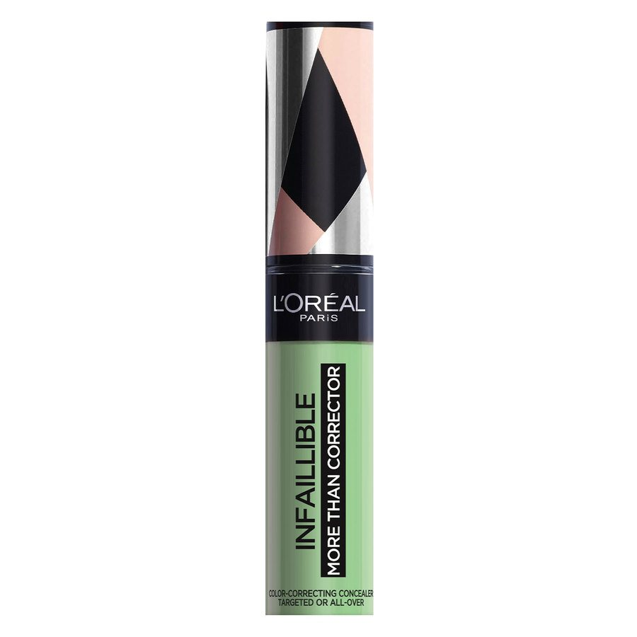 L'Oréal Paris Infaillible More Than Corrector 11 ml - 001 Green