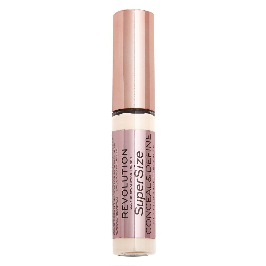 Makeup Revolution Conceal & Define Supersize Concealer - C1 13g