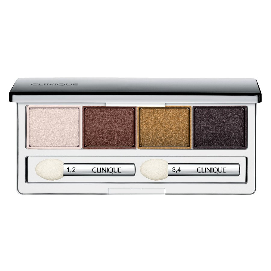 Clinique All About Shadow Quads 4,8 g ─ Morning Java