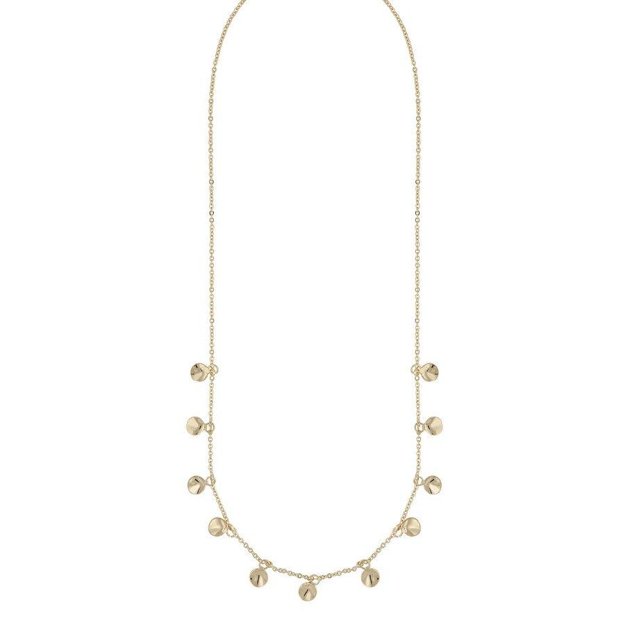 Snö Of Sweden Jain Charm Necklace Plain 42cm