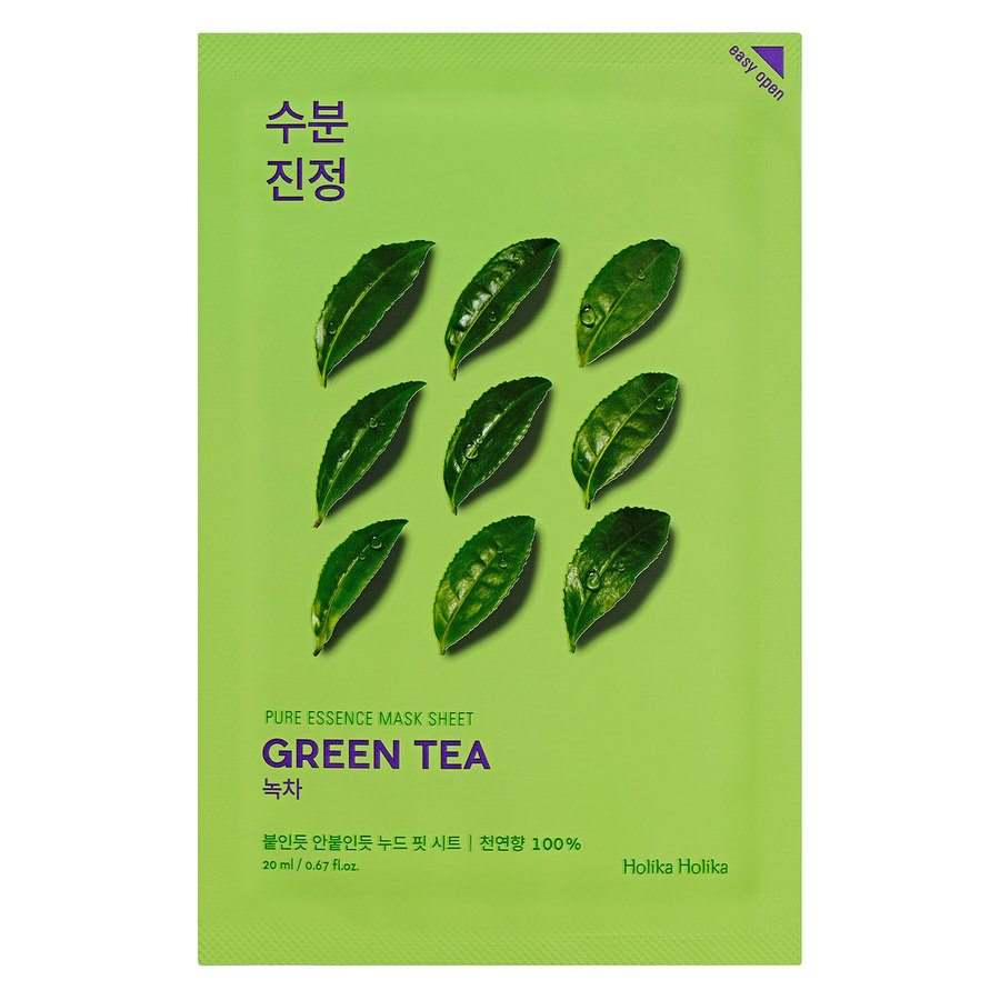 Holika Holika Pure Essence Mask Sheet Green Tea 23ml