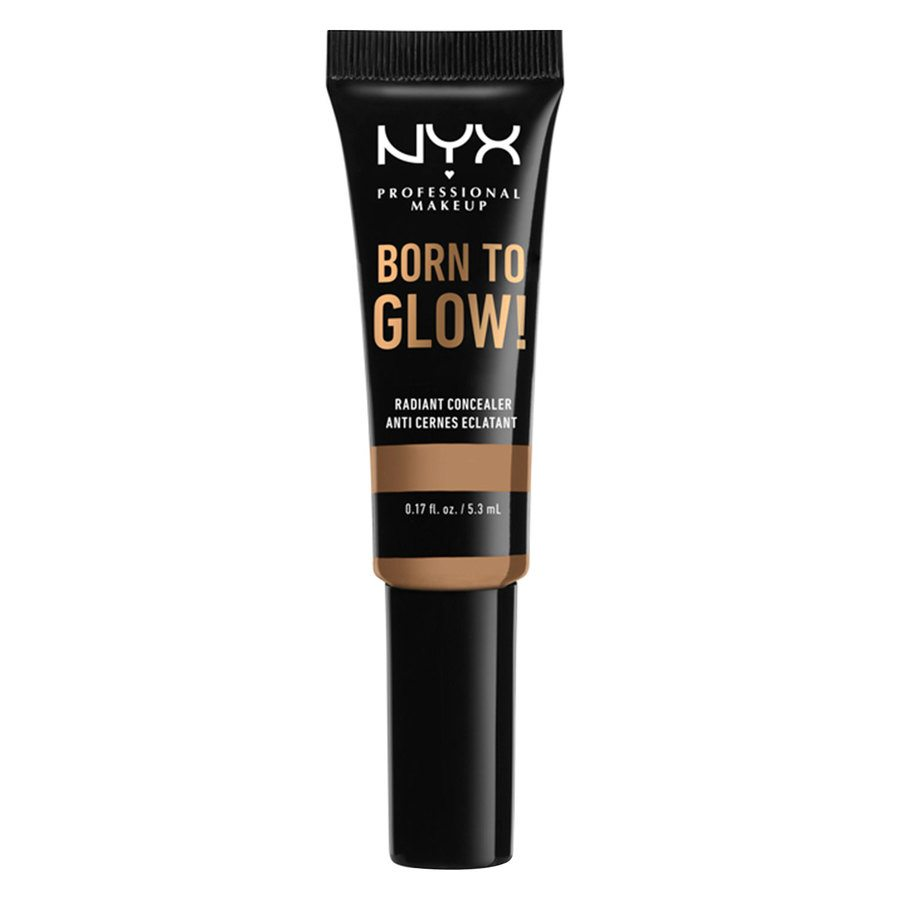 NYX Professional Makeup Born To Glow Radiant Concealer 5,3 ml – Golden